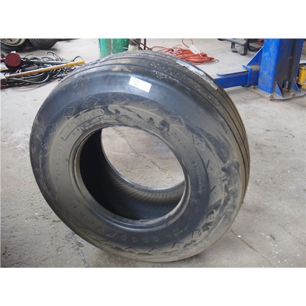 NOS 12.5L-16 12Ply GoodYear Tire