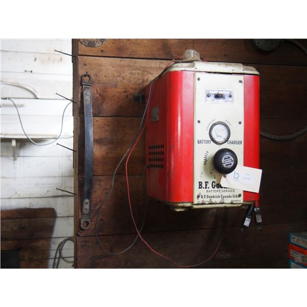 """BF Goodrich Battery Charge (WORKING) 15"""" T"""