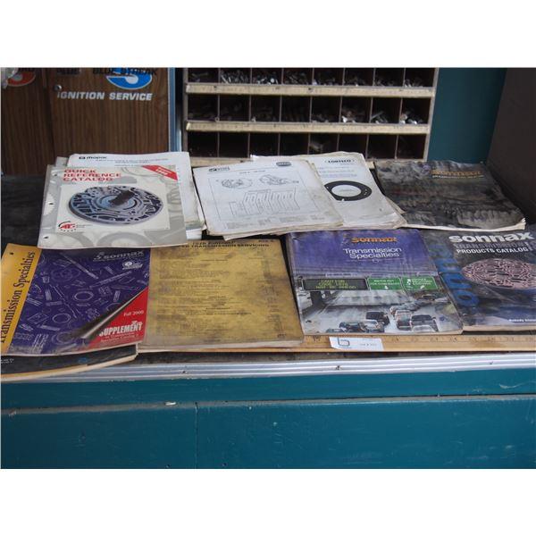 Transmission Service Books