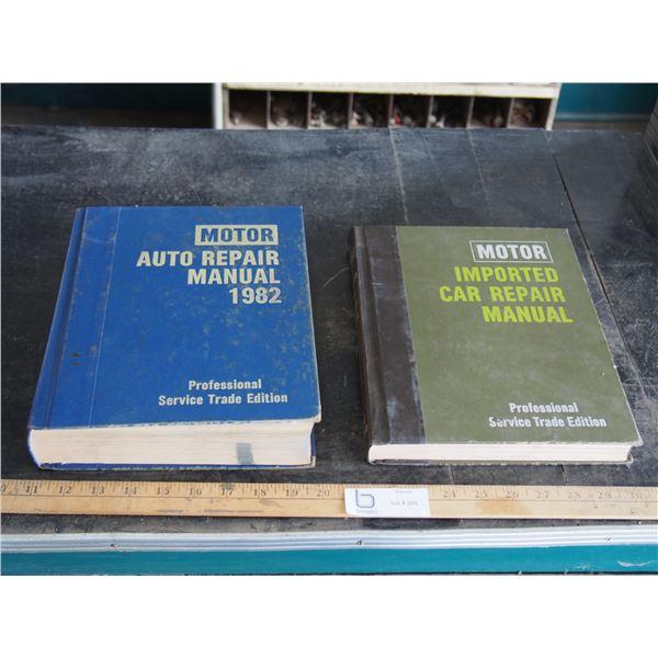 2X THE MONEY - Motor Repair Manuals