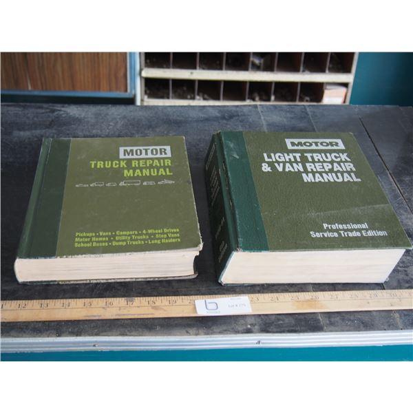 2X THE MONEY - Motor Truck Repair Manuals