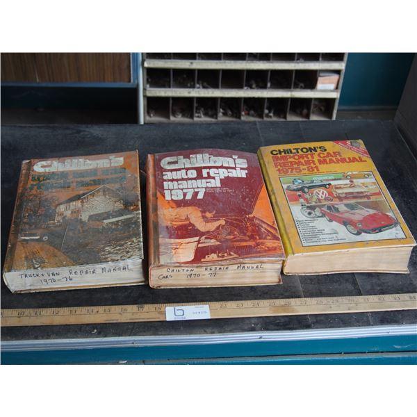 Chilton's Repair Manuals