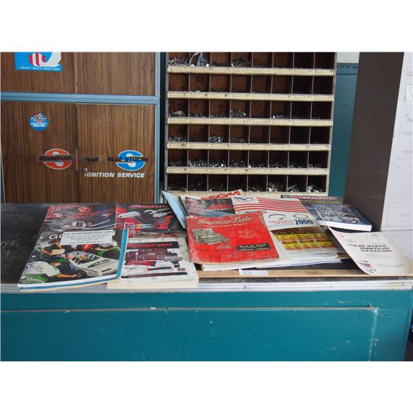 Snap On Total Catalogues and Others