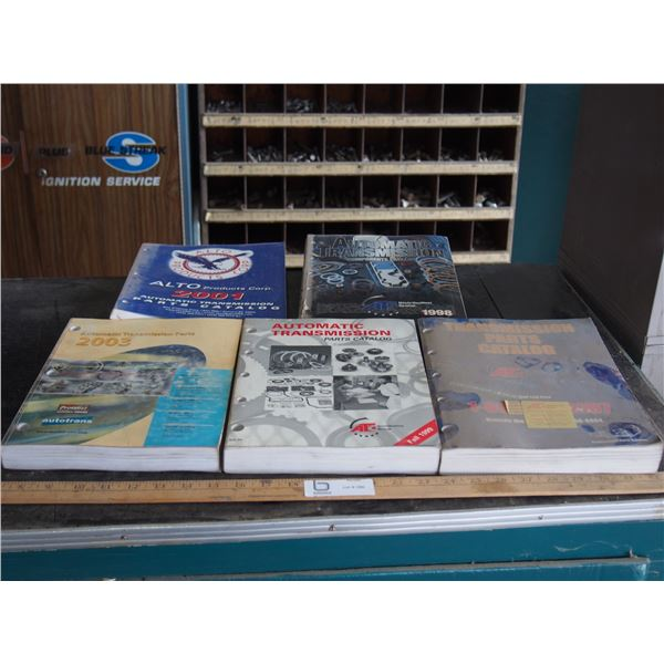 Transmission Parts Catalogues