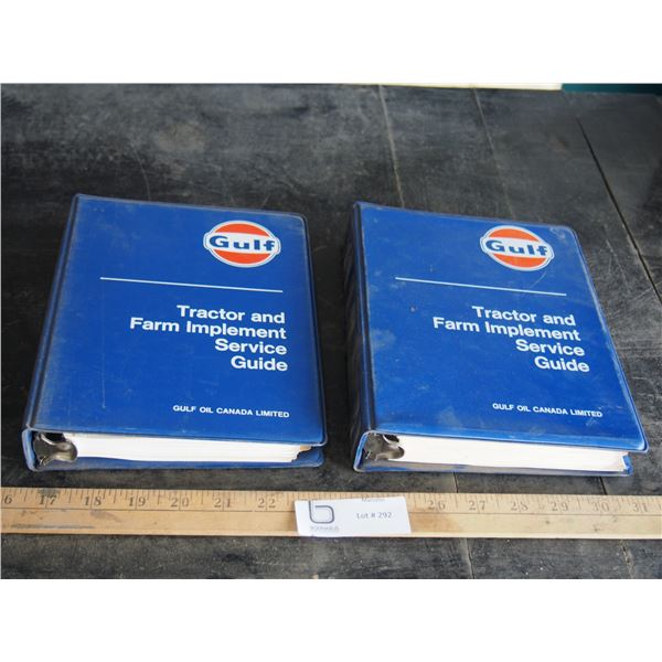 2X THE MONEY - Tractor and Farm Implement Service Guides