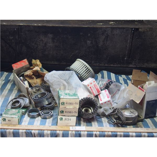 NOS Misc Bearings, Fan Blow, Motor and etc