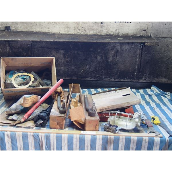 NOS Misc Parts and Tools