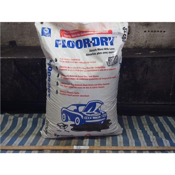 Full Bag of Floor Dry