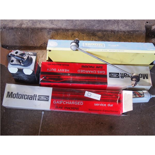 NOS Shocks and Misc Auto Parts