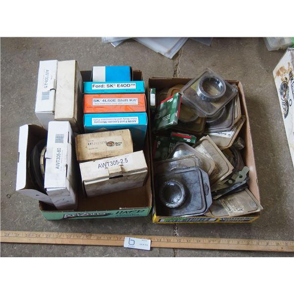 NOS Shift Kits, Seals, Bearings and Misc