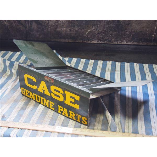 Case Genuine Parts Display Rack Metal