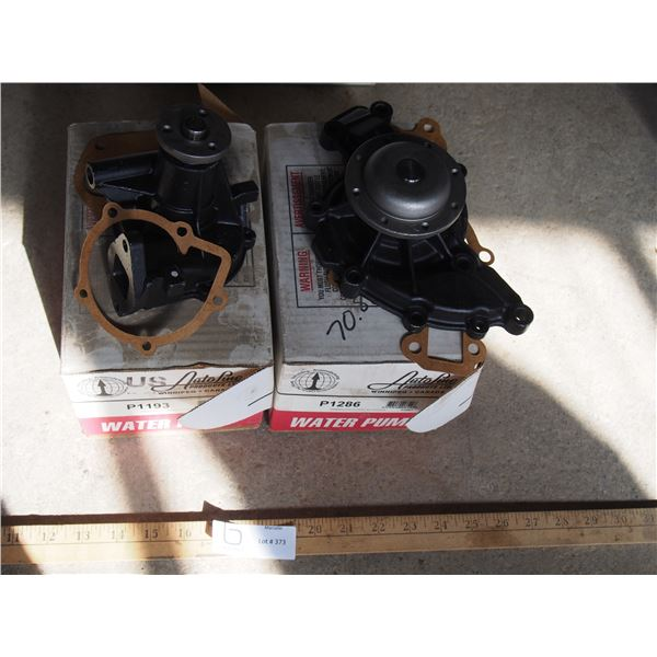 2X THE MONEY - NOS Water Pumps