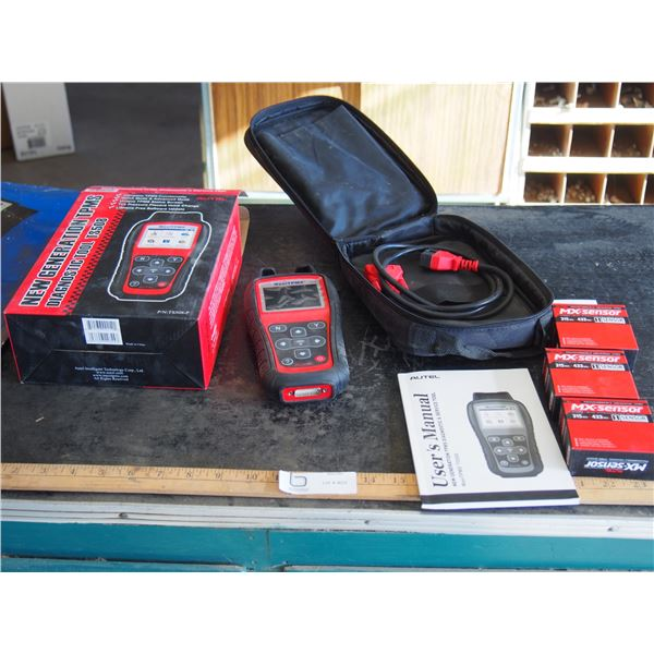 New Generation TPMS Diagnosis Tool T5508 with Manual and Case / Sensors