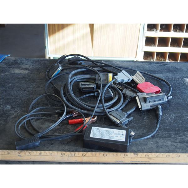 Misc Cables for Diagnostic System?