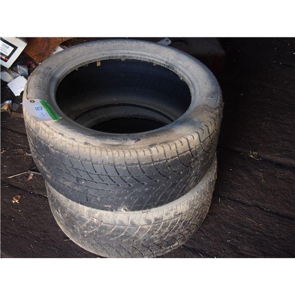 2 GoodYear 275 140 R 17 Tires