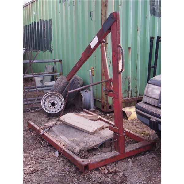 Motor Lift Blackhawk 3/4 Ton