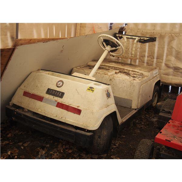 Yamaha Golf Cart For Parts