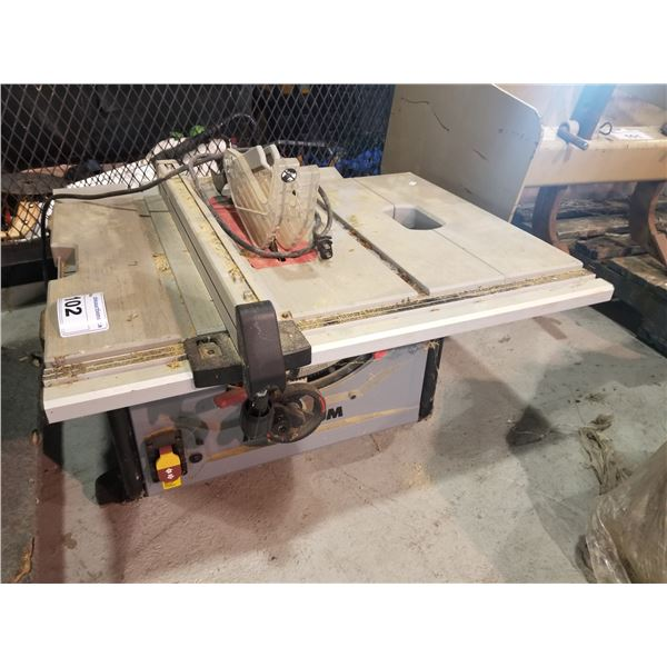 MAGNUM TABLE SAW