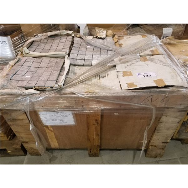PALLET OF ASSORTED TILES