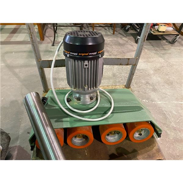 MAGGI ENGINEERING STEFF2048, TYPE # 13700600 GENERAL SAW FENCE SYSTEM, ETC SERIAL # 3700790