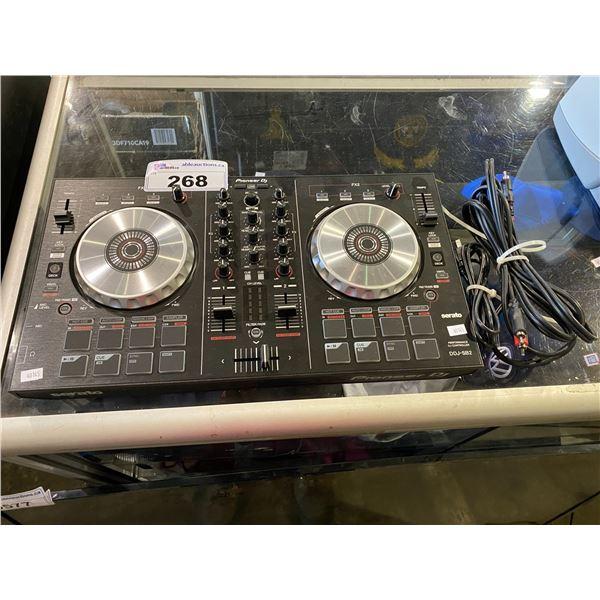 PIONEER DJ BOARD MODEL DDJ-SB2