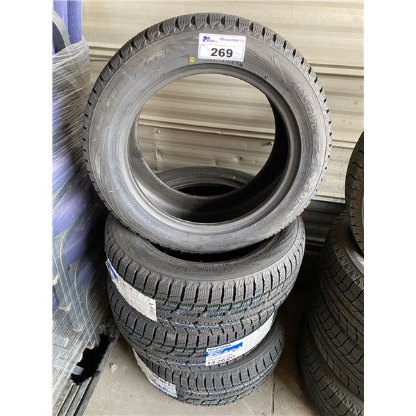 4 TOYOTIRES 225/55R17 97H TIRES *$5 PER TIRE ECO-LEVY WILL BE CHARGED*