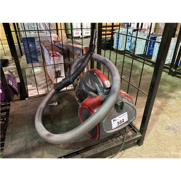 SAMSUNG CYCLONE FORCE CORDED VACUUM