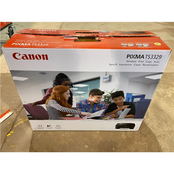 CANON PIXMA TS3329 ALL-IN-ONE PRINTER