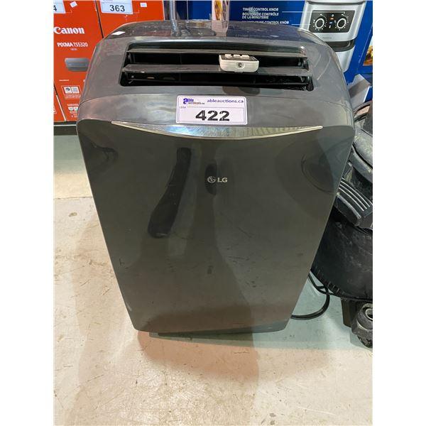 LG 14,000 BTU PORTABLE AIR CONDITIONER MODEL LP1417GSR