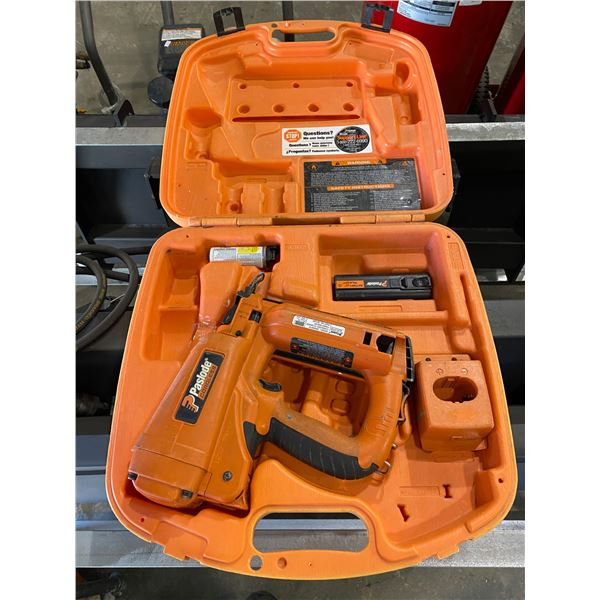 PASLODE IMPULSE CORDLESS NAILER