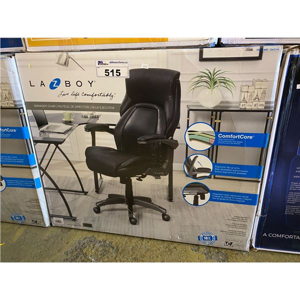 LAZBOY MANAGERS CHAIR