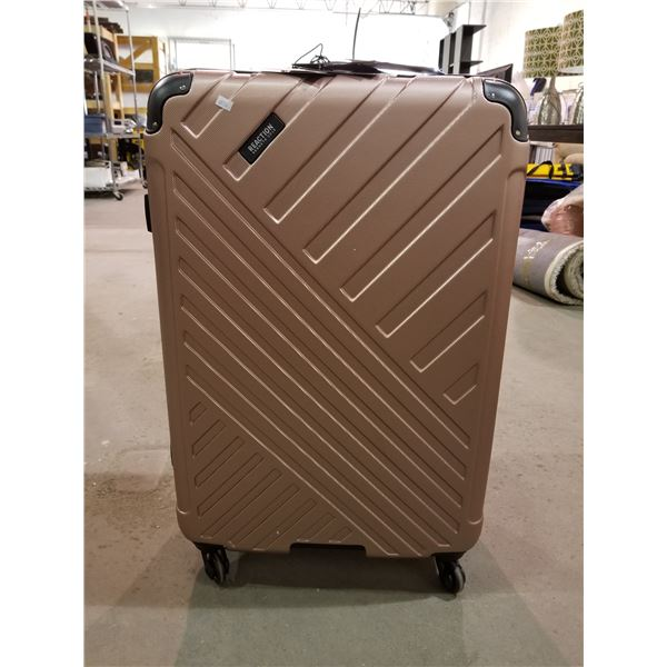 ROSE GOLD KENNETH COLE REACTION 3-PC LUGGAGE SET