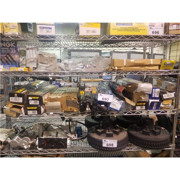 ASSORTED AUTOMOTIVE SHOCK ABSORBERS