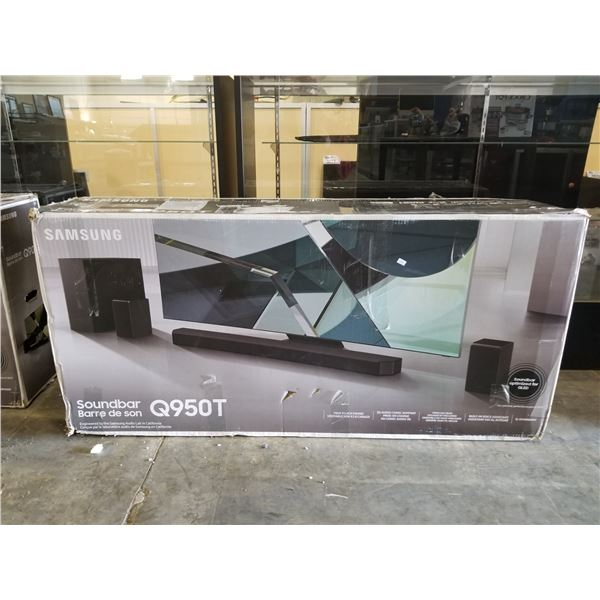 SAMSUNG SOUNDBAR Q950T