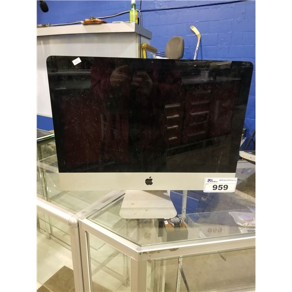 APPLE MONITOR MODEL-A1311 HARD DRIVE REMOVED