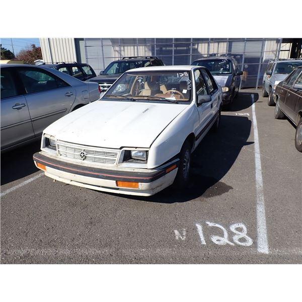1987 Dodge Shadow