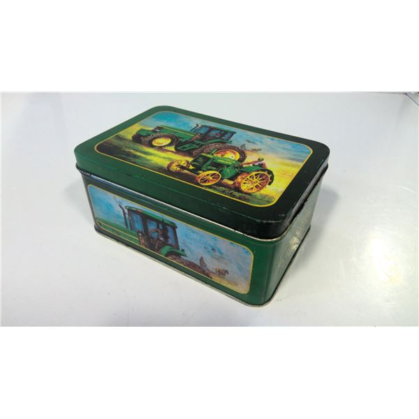 John Deere 1992-1996 collector tin