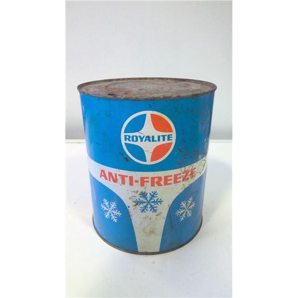 Royalite Anti-Freeze Tin