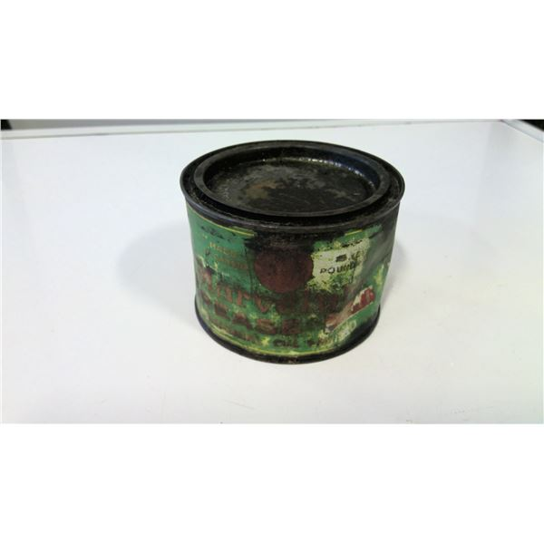 Imperial Red Ball Grease tin
