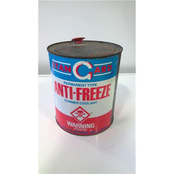 Stan Gard Anti-Freeze tin