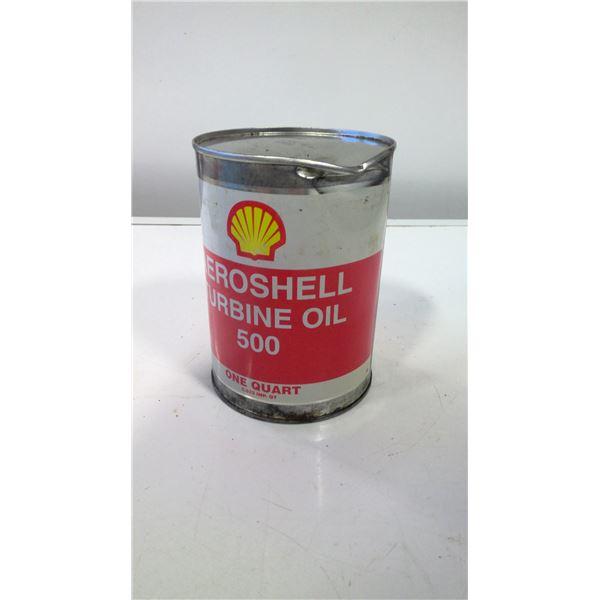 Shell Oil Aeroshell Turbine Oil Quart