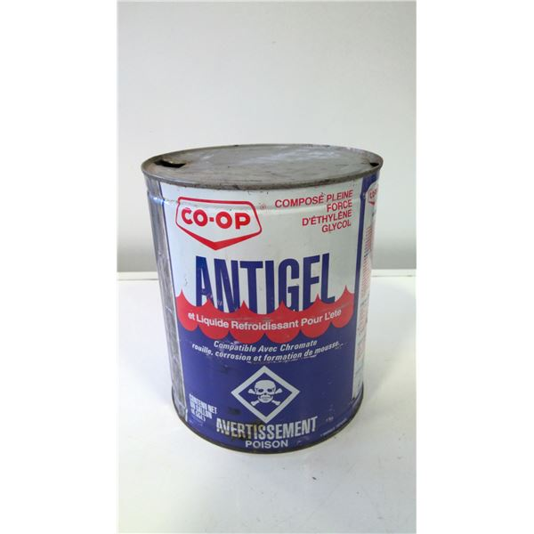 Co-op Antigel Anti-Freeze Tin