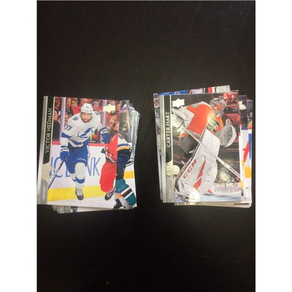 Large Mixed Lot of Newer Hockey Cards