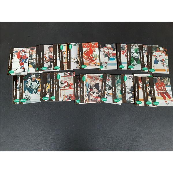 Lot of 1992 Parkhurst Hockey Cards