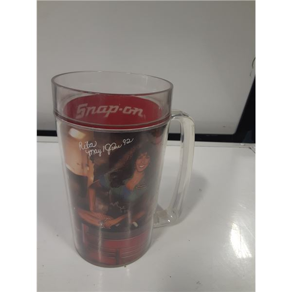 1992 Snap-on collectible cup