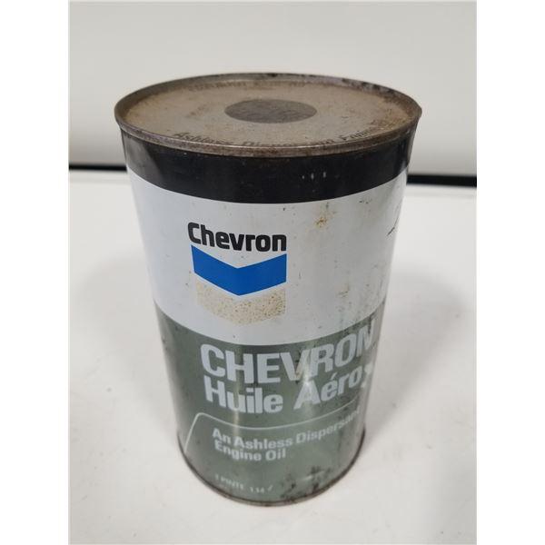 Chevron Aero Oil Quart