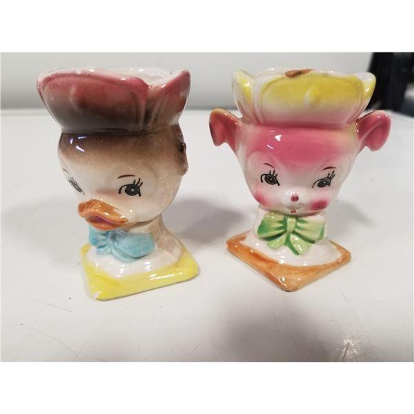 Made in Japan Ceramic Egg cups