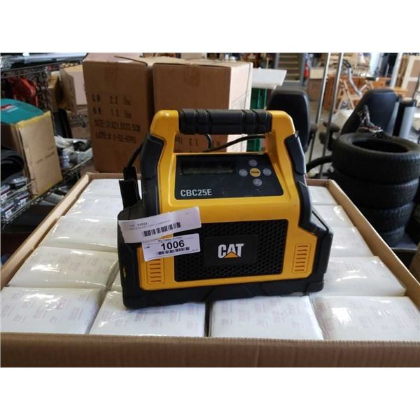 CAT 25A BATTERY CHARGER