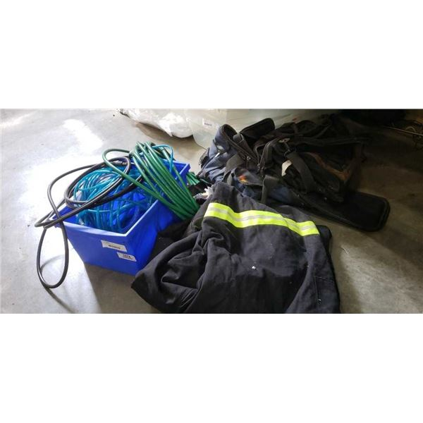 2 kuny toolbags and new 6XL bib overalls