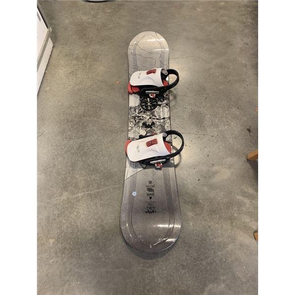 LAMAR 1380 MINI SLAYER SNOWBOARD